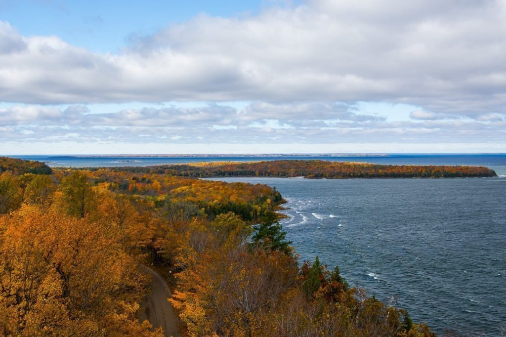 peninsula state park, state park, fish creek, ephraim,, door county, fall colors, fall color locations, fall color photography, autumn