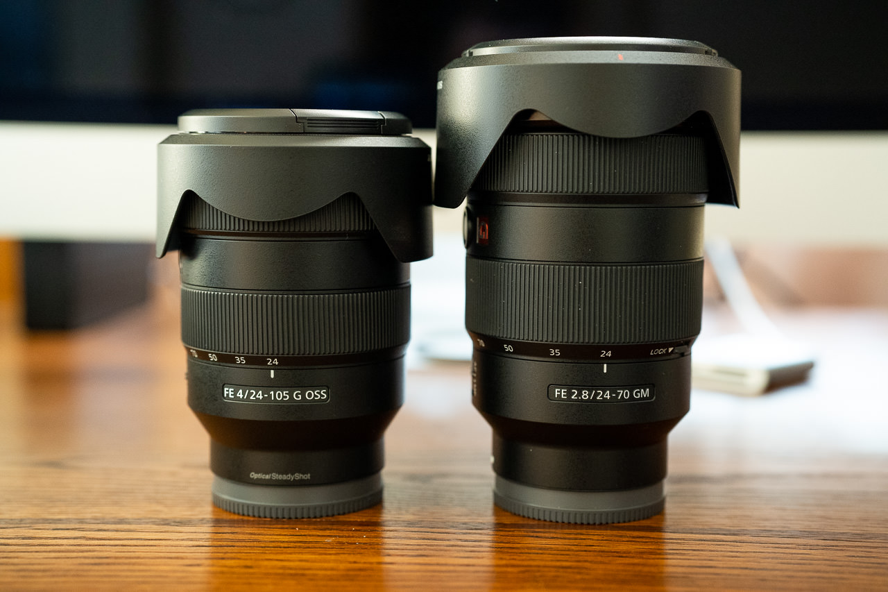 sony 24-105 lens review